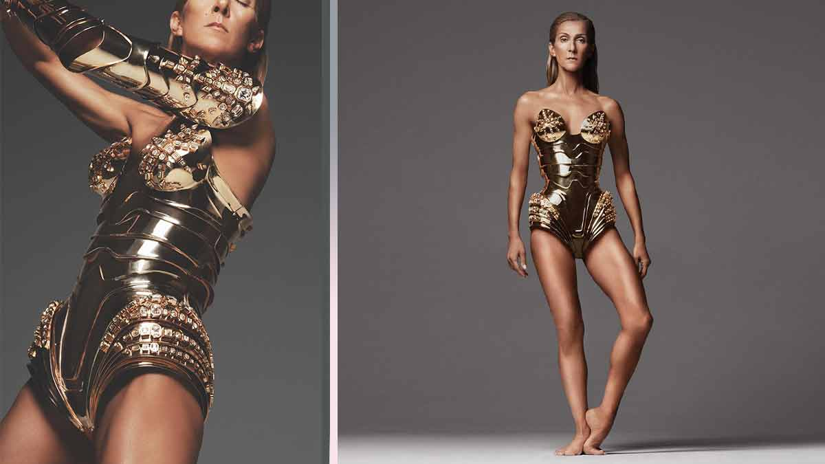Céline Dion très musclée ? Transformation pour être au top de sa forme