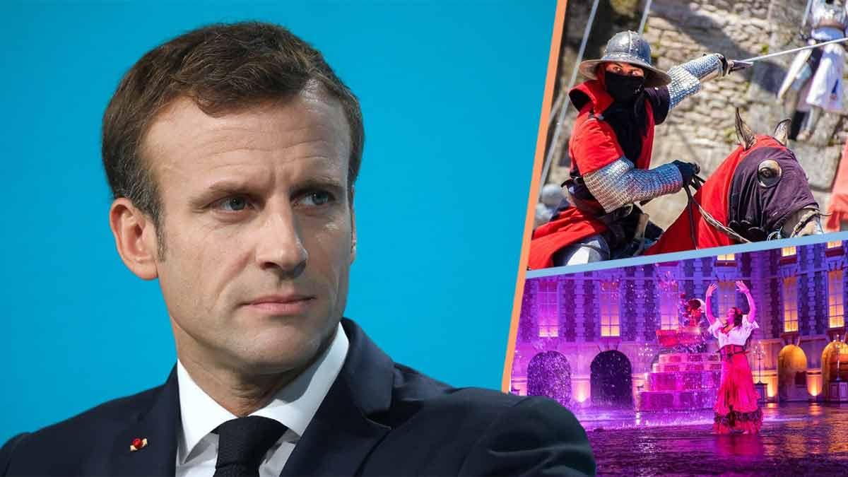 Emmanuel Macron tend « un grand bras d'honneur » ? Les détails du scandal culturel
