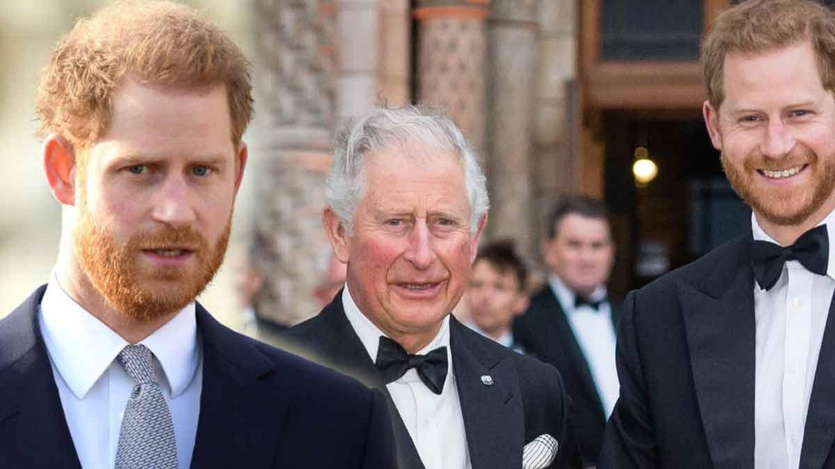 Gros choc pour le prince Harry ! Son père en plein altercation avec James Hewitt