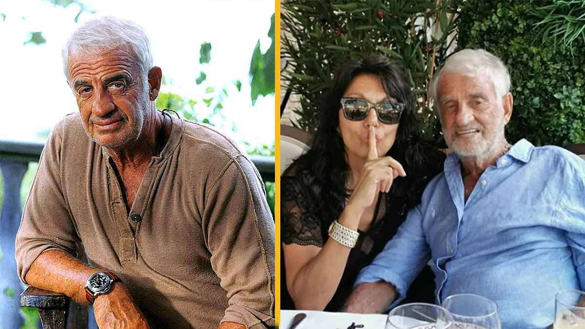 Jean Paul Belmondo est amoureux ? Qui est l'heureuse élu ?