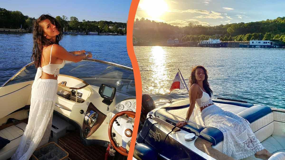 "Jessica Potel de ""Koh Lanta"" ultra sexy sur Instagram ! Elle profite de ses vacances !"