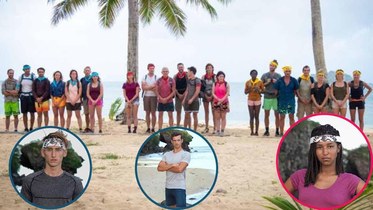 Koh Lanta: Plus d'informations sur la nouvelle saison des 4 terres !