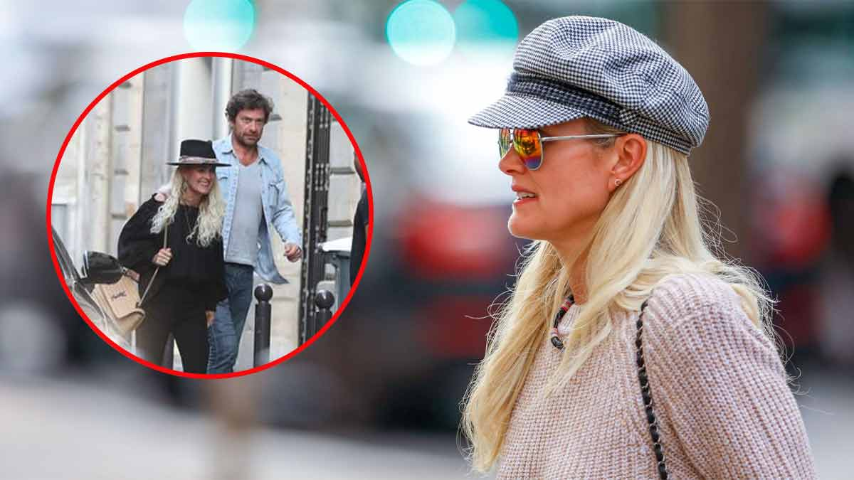 """Laeticia Hallyday et Pascal Balland rupture ? Le couple est """"hanté"""" !"""