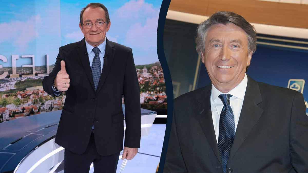 Le JT du 13 heures : Jacques Legros sera toujours le joker de Jean Pierre Pernaut ! Révélations scandaleuses