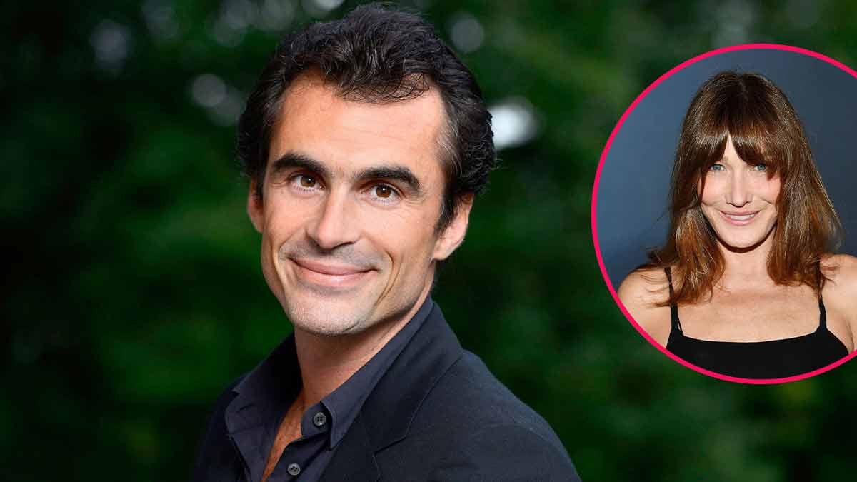 """""""Le temps gagné"""": une autobiographie de Raphaël Enthoven inspirée par Carla Bruni-Sarkozy"""