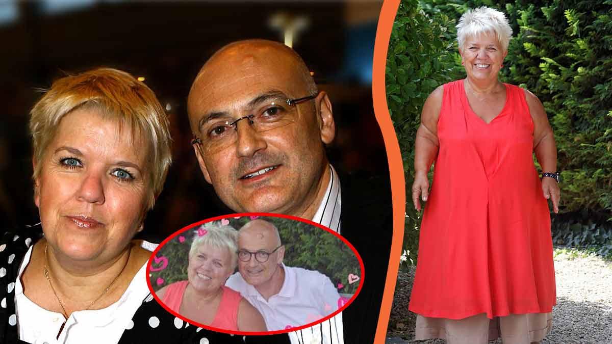 Mimie Mathy : Un anniversaire de mariage hors du commun !