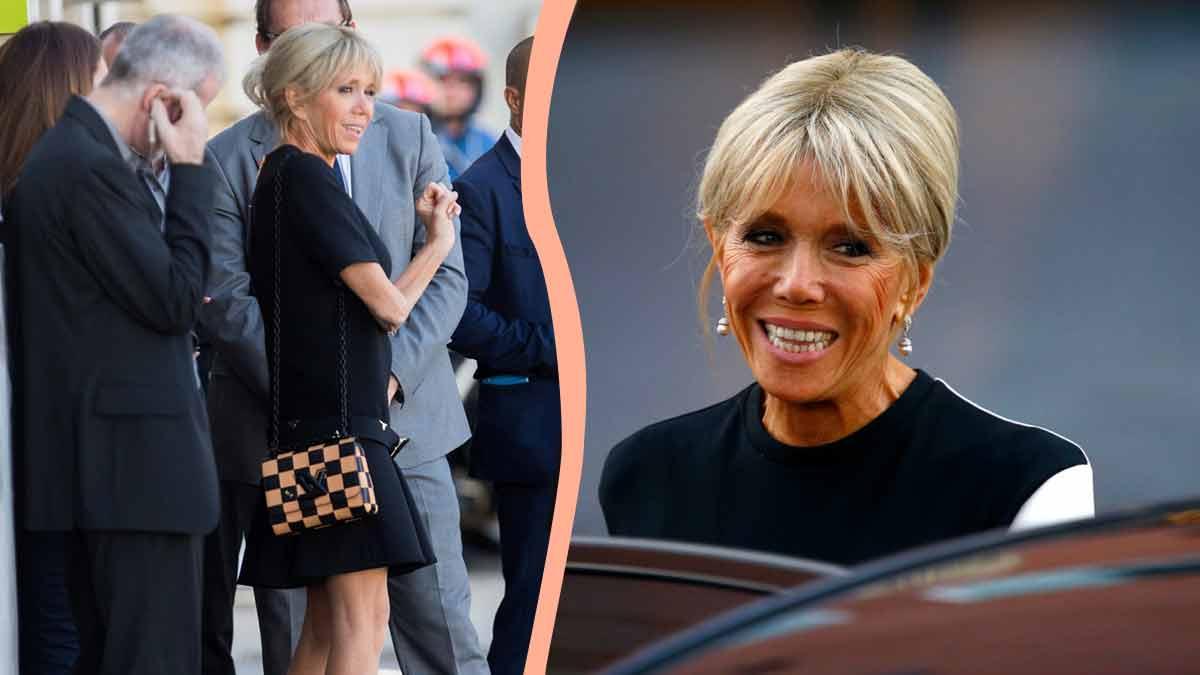 PHOTO TOPLESS : Brigitte Macron laisse tout voir ! Nouveau buzz à l'Elysée !