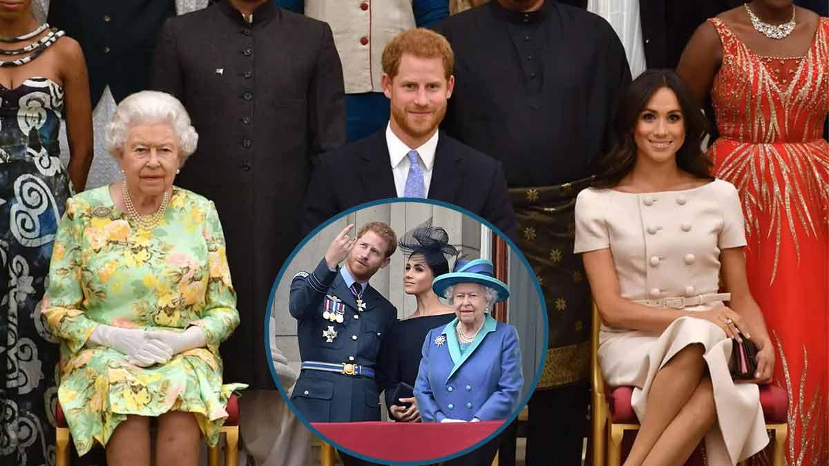 Prince Harry irrespectueux ! Il insulte la reine Elisabeth II