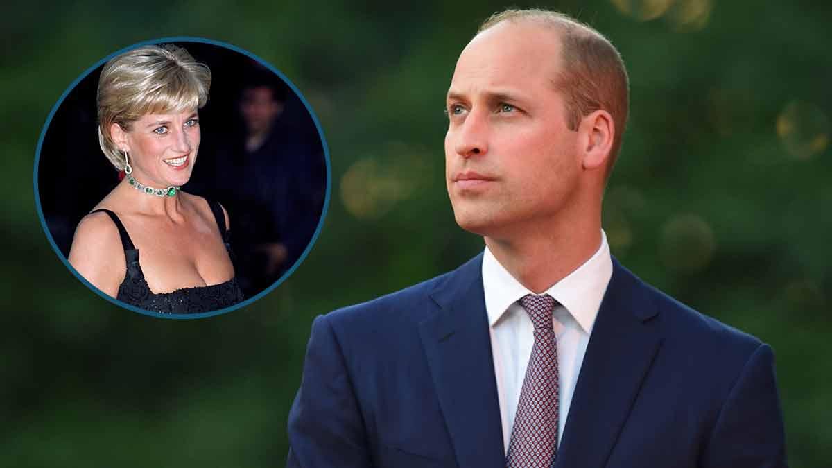 Prince William se confie ! Découvrez ce conseil que Lady Di lui a donné !
