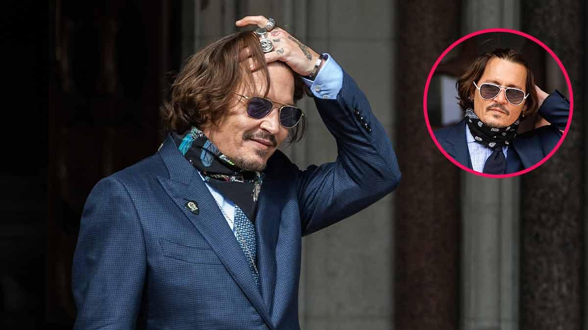 Procès terminé : Johnny Depp en vacance ! Il reprend des forces avec un ami !