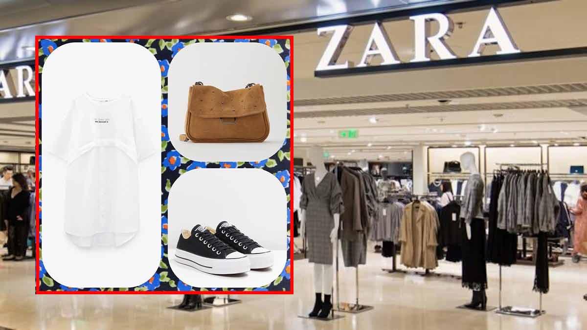Zara : une nouvelle collection ? Découvrez les mus-have de l'automne