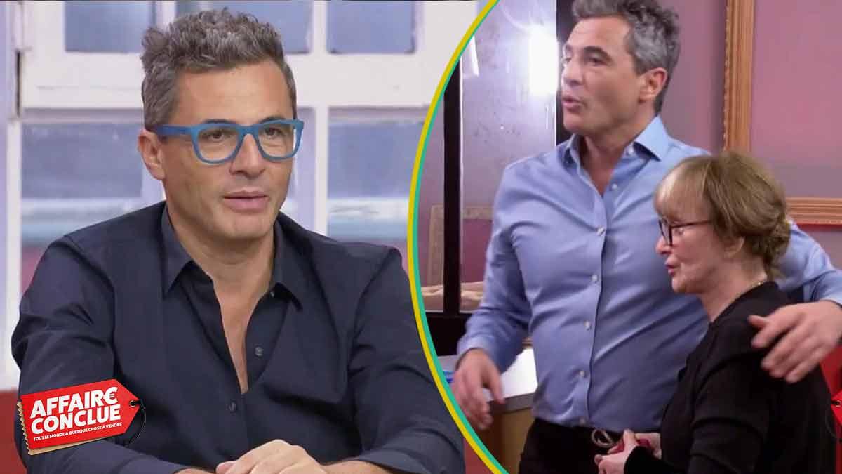 """""""Affaire conclue"""": Julien Cohen gros clash avec une vendeuse en direct ? Les détails !"""
