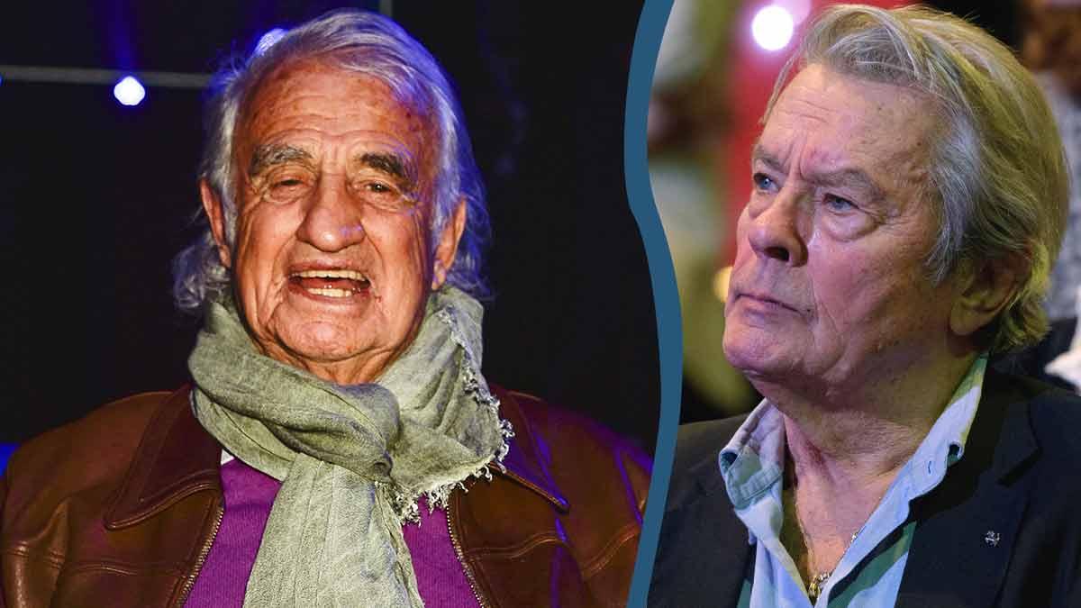 Alain Delon se suicide ? Jean Paul Belmondo se confie !