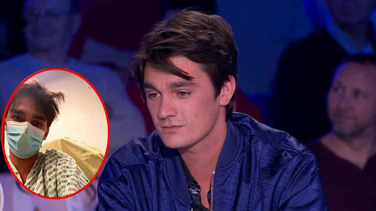 """Alain-Fabien Delon est mourant ! """"Ses poumons en sac plastique"""" !"""