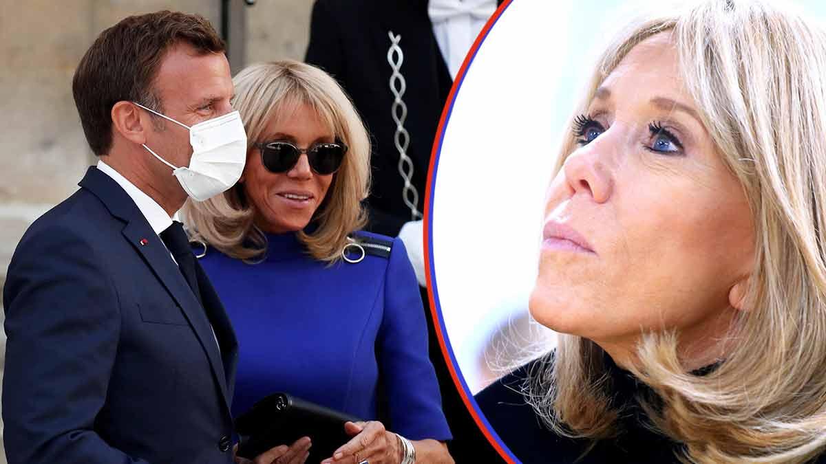 Brigitte Macron a été hospitalisée ? Révélations choquantes sur sa santé !