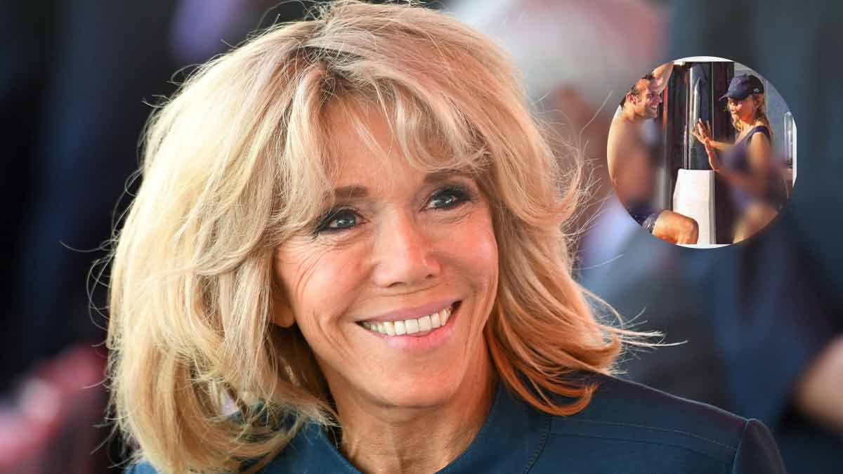 Brigitte Macron à la silhouette parfaite ? Elle s'affiche nue sur la toile ?