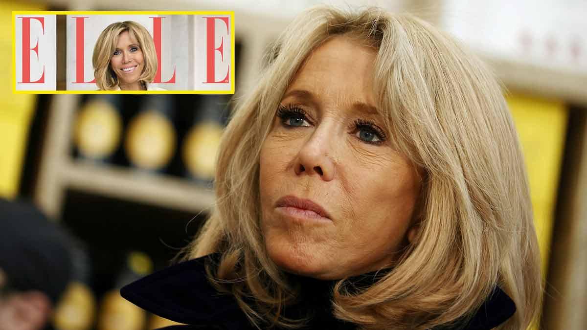 Brigitte Macron a la Une ! Cette cause qu'elle défend !