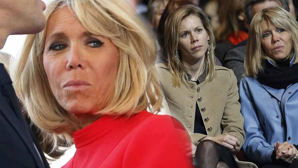 Brigitte Macron ne va pas bien ? Révélations inquiétante sur sa fille !