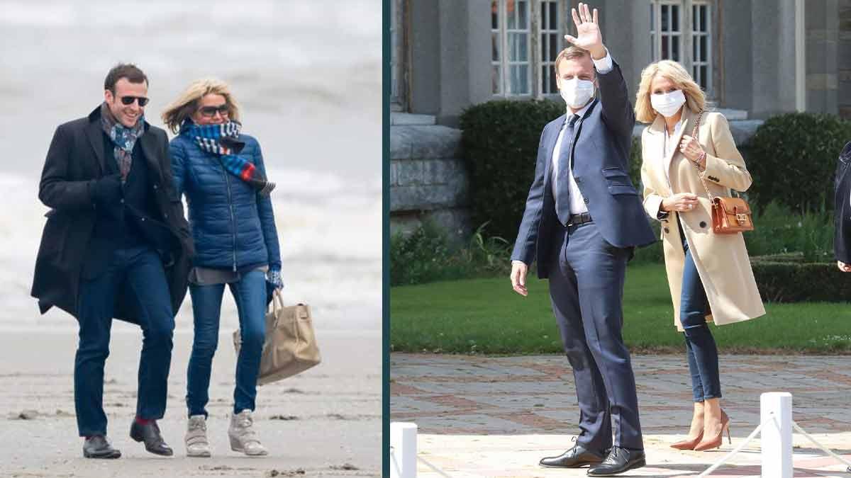 Brigitte Macron nue ? Cette photo à la plage dévoile tout !