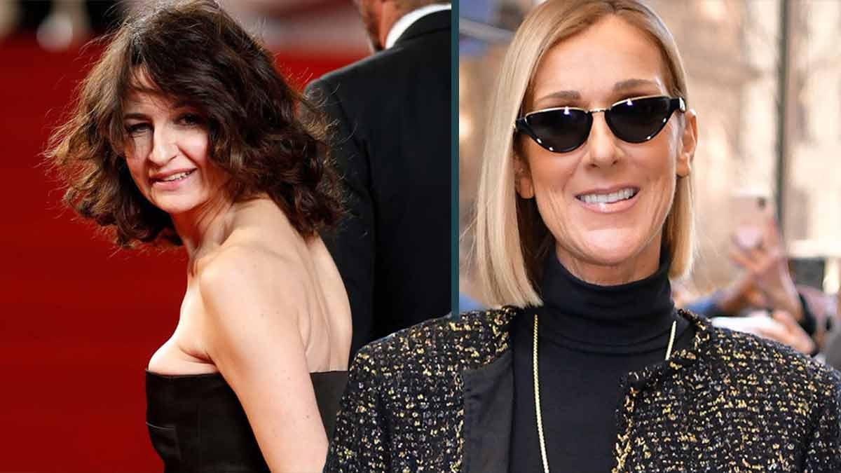 """Céline Dion incarnée par Valérie Lemercier ? Découvrez le biopic """"Aline"""" !"""