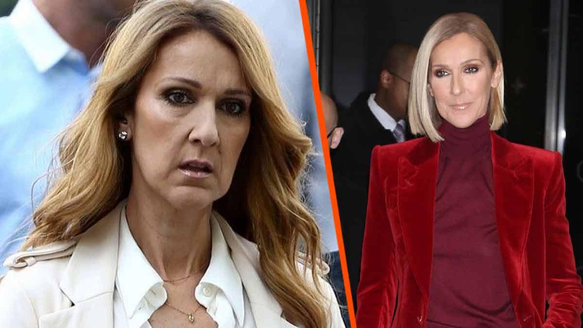 Céline Dion victime d'AVC ? Confessions inquiétante !