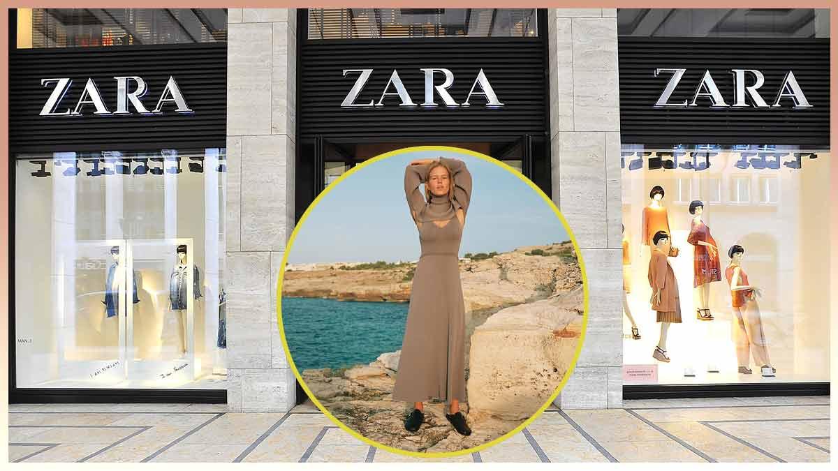 Collection Automne-hiver : Zara mise sur le cuir ! Cette pièce tendance fait fureur !