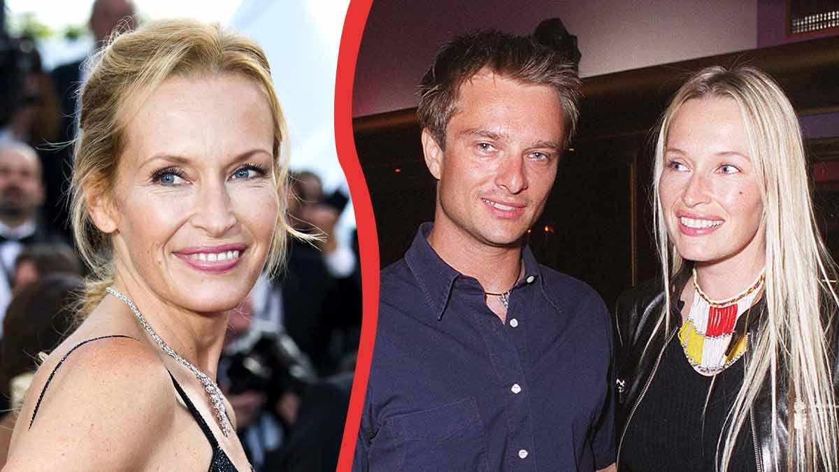 David Hallyday en couple avec Estelle Lefébure ? C'est la rupture avec Alexandra Pastor !
