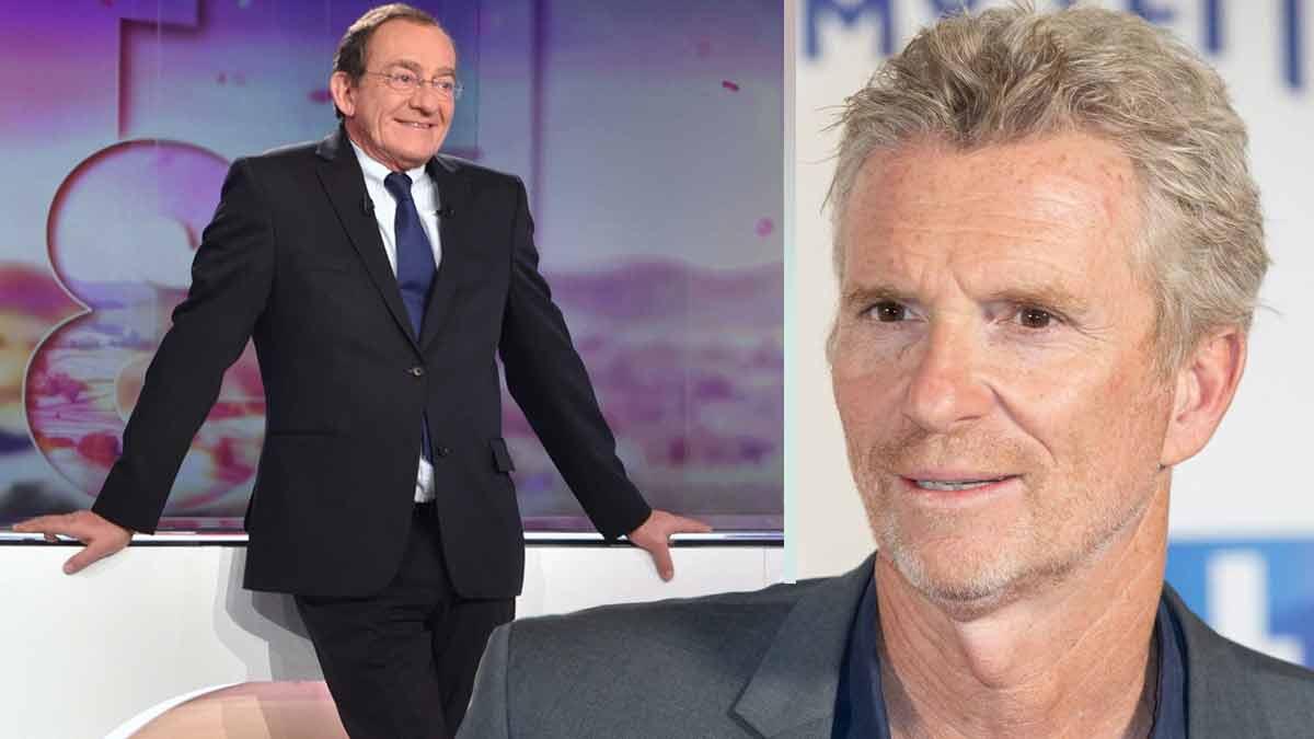 Denis Brogniart prend la place de Jean-Pierre Pernaut ? C'est la surprise générale sur TF1 !