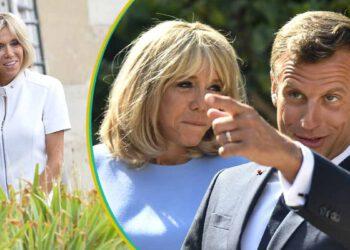 """Emmanuel Macron trompe Brigitte ? Il est """"ACCRO """" à une autre ?"""