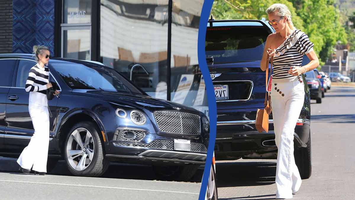 Laeticia Hallyday ruinée, adieu à sa demeure et sa Bentley ? Changement radical de vie !