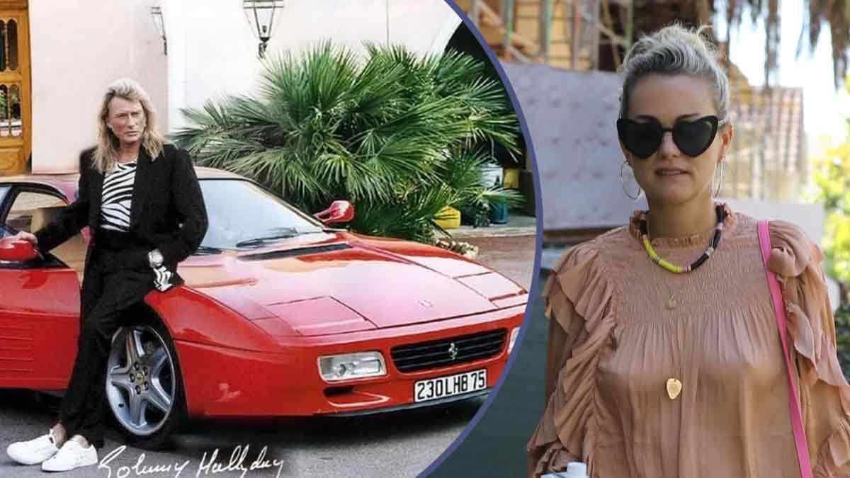Laeticia Hallyday ruinée, elle vend tout ? La Ferrari est à prix exorbitante !