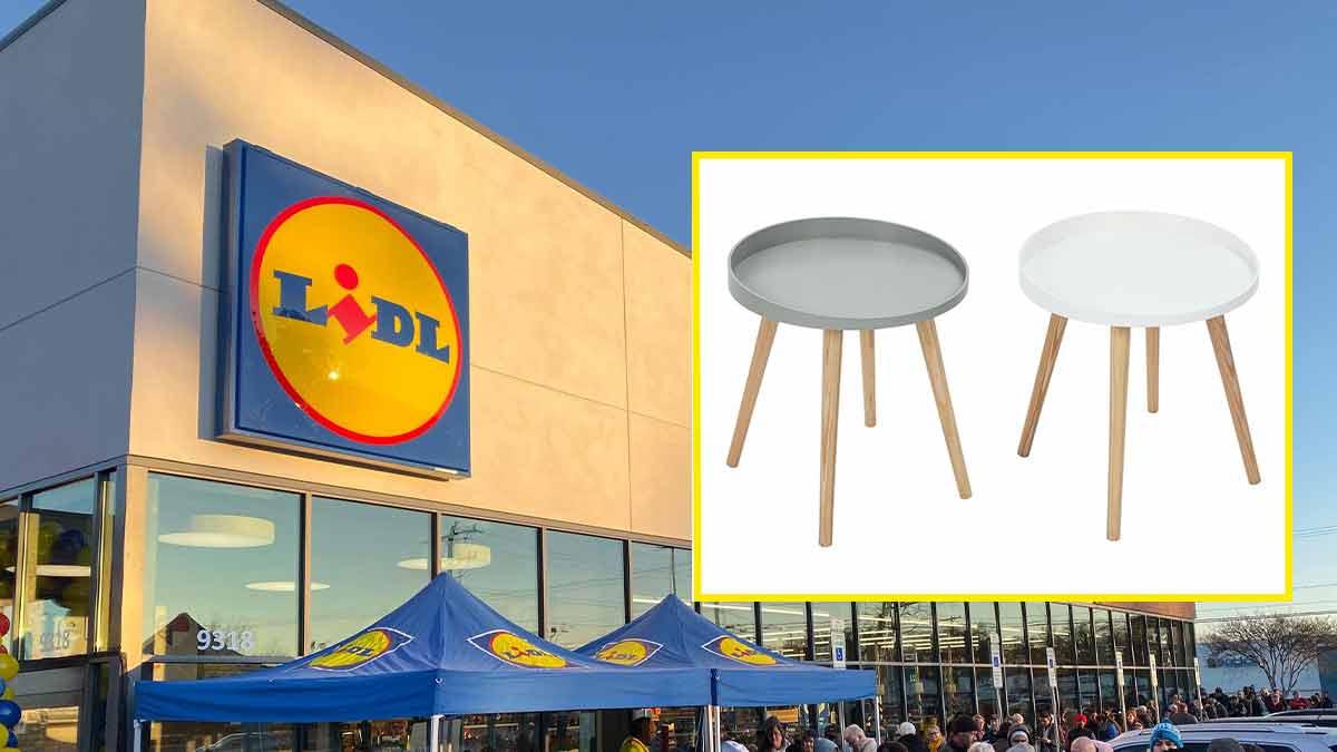 Lidl : Bon plan déco ! Ce meuble scandinave fait un carton !