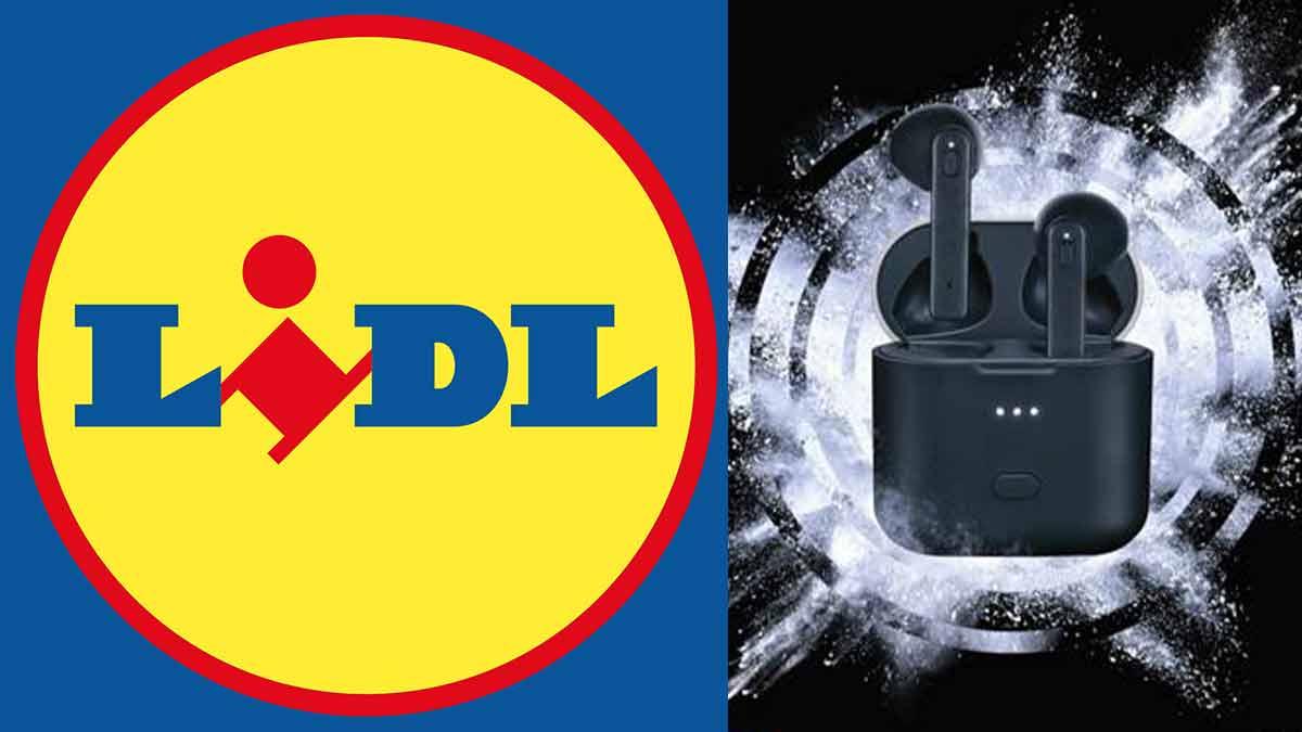 Lidl, un nouveau modèle d'écouteur qui va vous plaire ! Bon plan assuré !