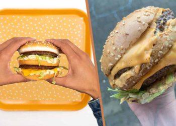 Mc Do : La recette du Big Mac est dévoilée !