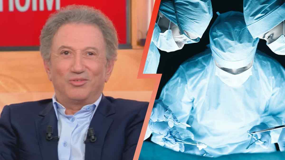 Michel Drucker gravement malade, opéré en urgence ? Ses collègues lancent un hommage émouvant !