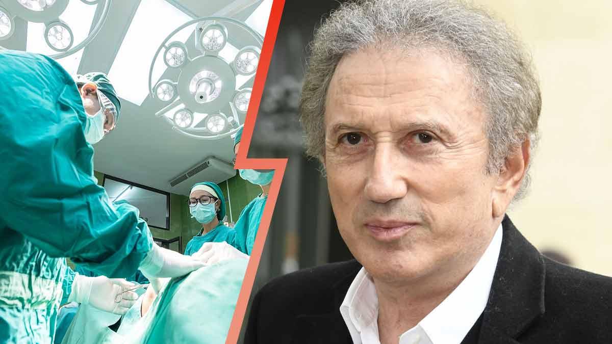 Michel Drucker mourant, hospitalisé d'urgence ? Révélations sur son opération !