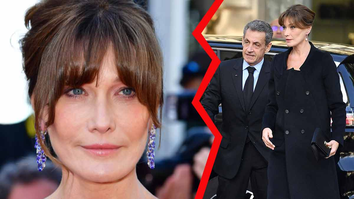 Nicolas Sarkozy et Carla Bruni c'est fini ? Elle retourne avec son ex ?