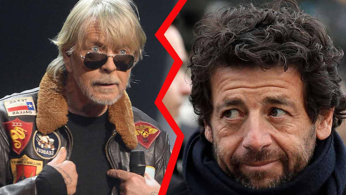 Patrick Bruel VS Renaud ! C'est la guerre ?