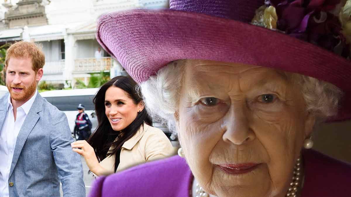 Prince Harry et Meghan Markle se séparent ? Elizabeth II lance l'ordre !