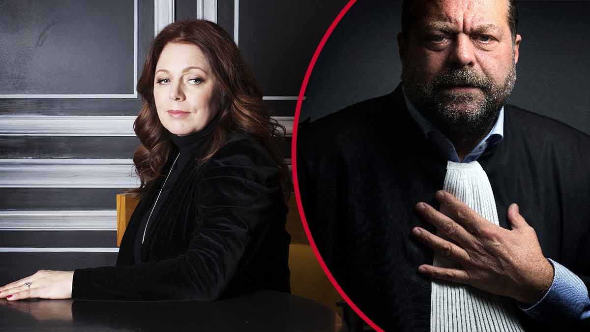 """Rupture fracassante ! Éric Dupond-Moretti et Isabelle Boulay: """"Time to say good bye"""""""