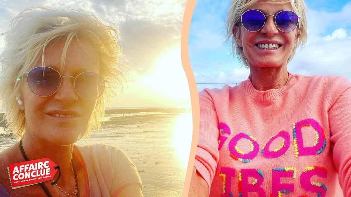 Sophie Davant de nouveau célibataire, profite de la vie à Saint-Tropez ?