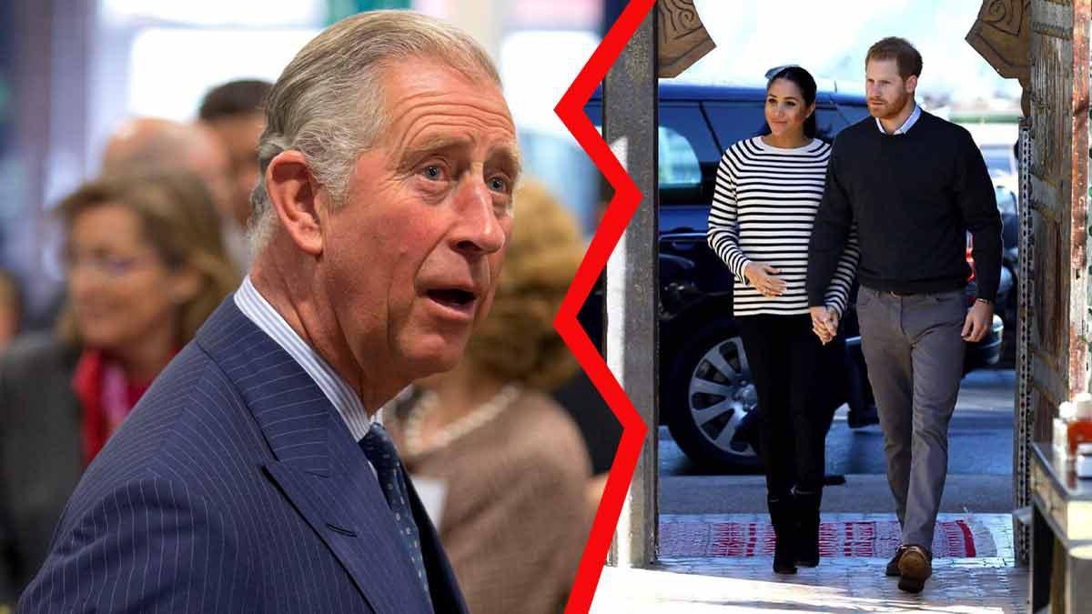Test ADN pour Prince Harry ? Découvrez qui est son père biologique !