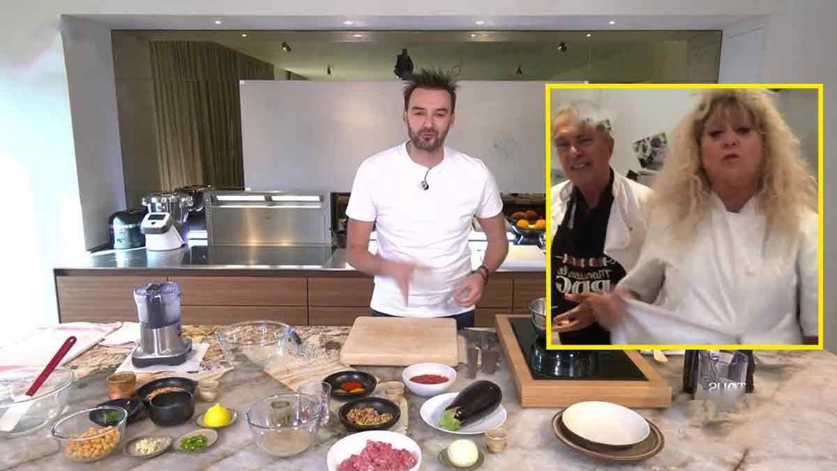 """""""Tous en cuisine"""" gros malaise dans l'émission ? Cyril Lignac est choqué !"""