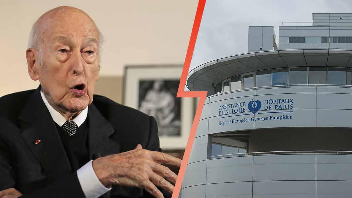 Valéry Giscard Destaing décédé ? Le SAMU en charge pour l'urgence !