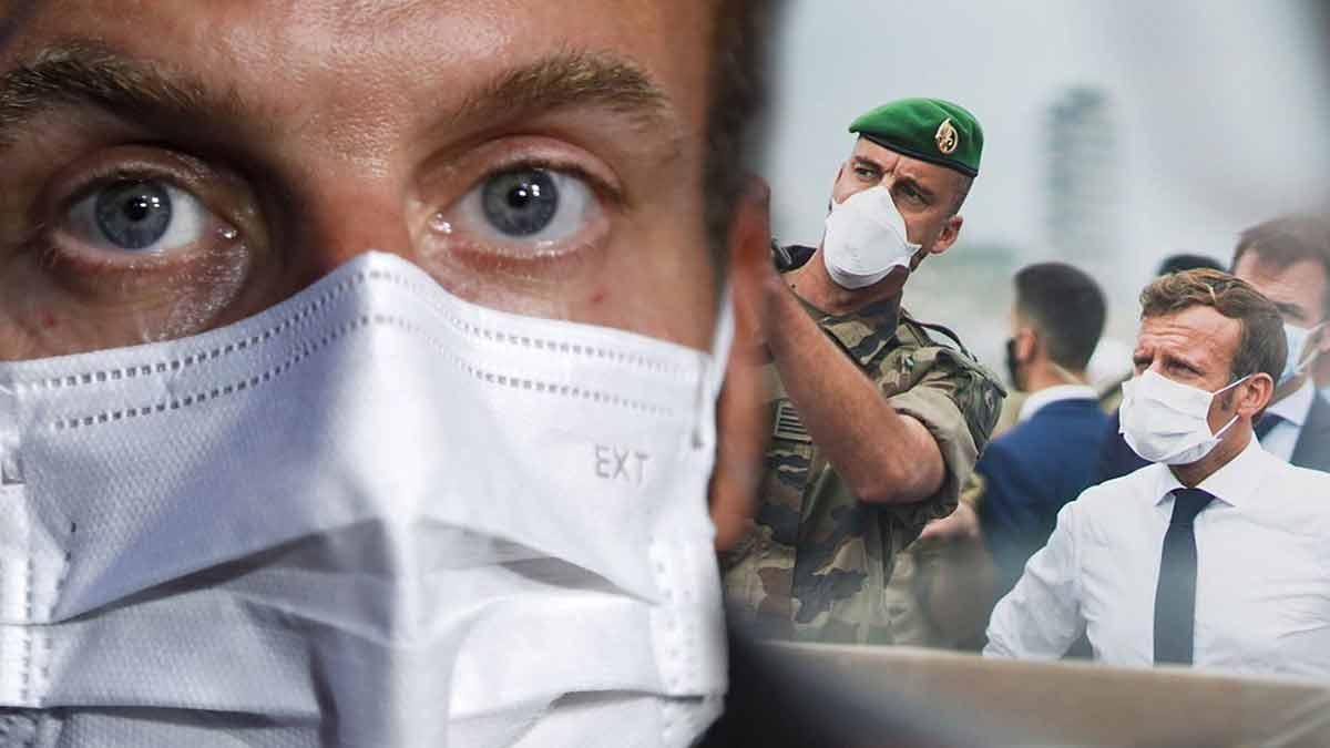 VIDEO CHOC : Emmanuel Macron fait une grosse bourde en direct ! C'est la honte !
