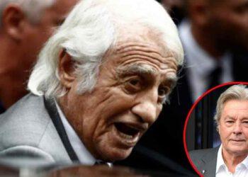 Alain Delon gravement malade, il se suicide ? Jean-Paul Belondo se confie !