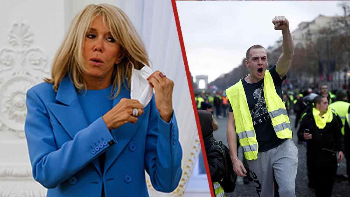 """Brigitte Macron perd devant la justice ! """"Elle fait trop de bruit pour rien"""" !"""