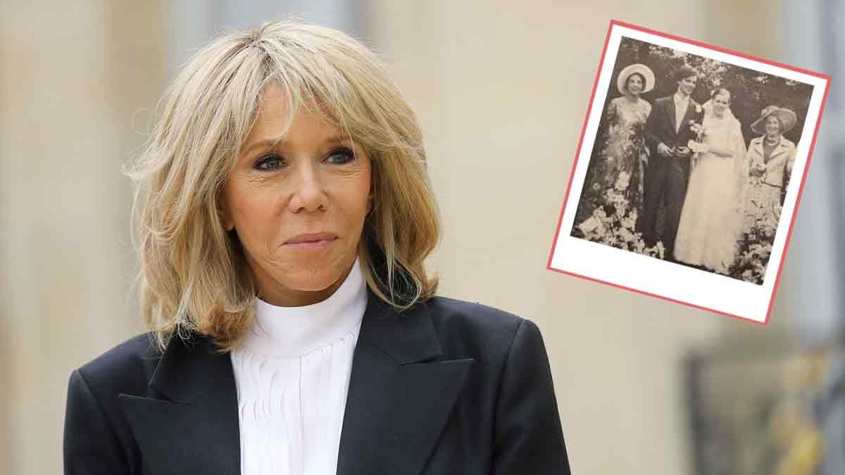 Brigitte Macron : Photo inédite avec André-Louis Auzière dévoilé !