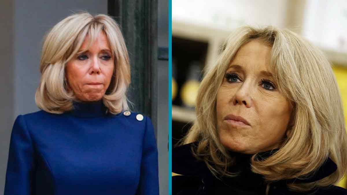 Brigitte Macron rattrapée par son passé ! Ce drame qu'elle n'arrive pas à dépasser !