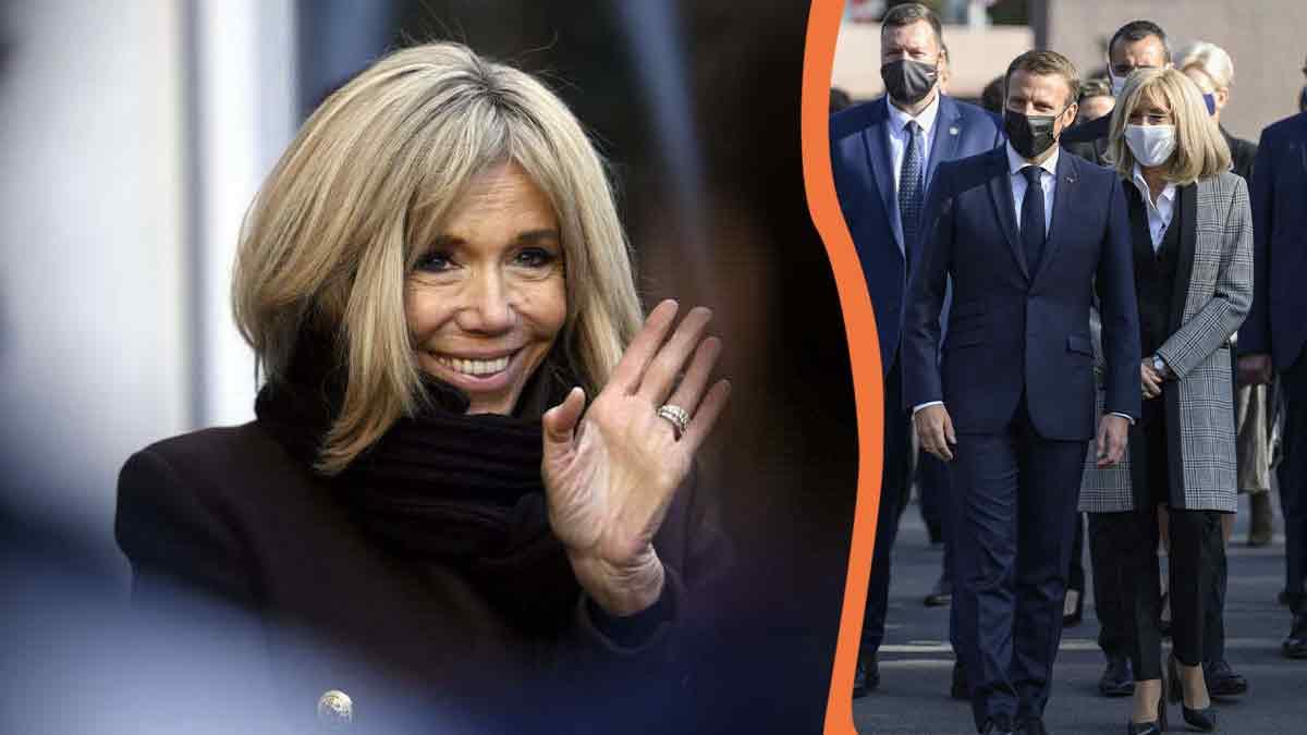 Brigitte Macron : Une visite officielle de plus ! Découvrez où !